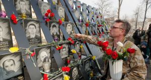 Ukraine's hopes for justice fade six years after Maidan massacre