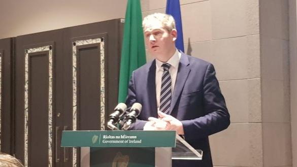 Taoiseach appoints Sean Kyne to the Seanad