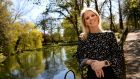 Laureate na nÓg Sarah Crossan won the Carnegie Medal  previously for One in 2016 and was shortlisted twice: for The Weight of Water in 2013 and Apple and Rain in 2015.  Photograph: Dara Mac Donaill