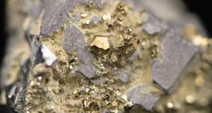 The company controls a large tract of land in the US state of Nevada said to be rich in gold, silver and copper. Photograph: iStock