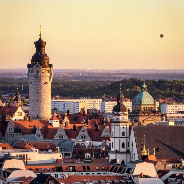 Voyagez à Leipzig dans le cadre d'une tournée à travers l'Allemagne. Photographie: PK Fotografie