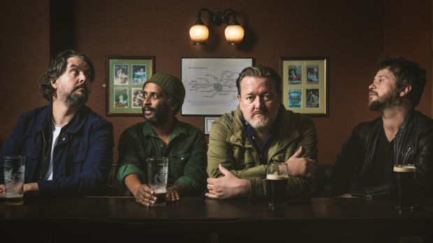 Elbow will perform in the St Michael's Church during the Other Voices festival in Ballina