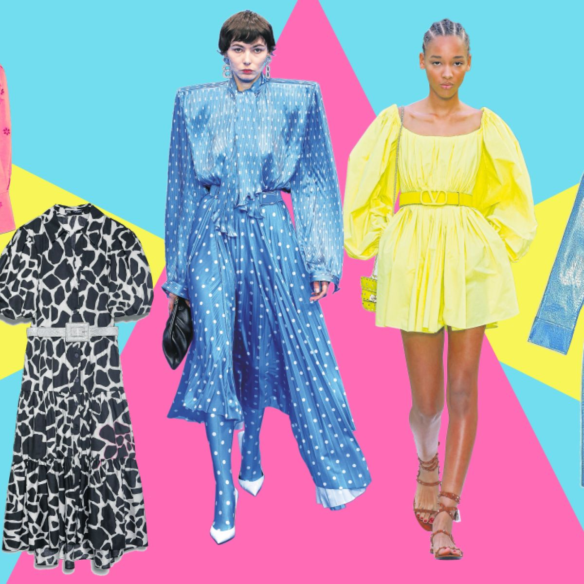 1980s Fashion Is Back Here S How To Wear It In Real Life