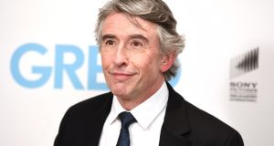 Steve Coogan attends a Greed screening in London. Photograph: Jeff Spicer/Getty Images