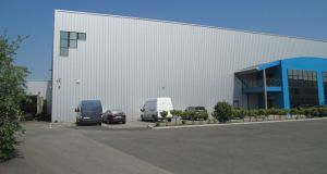 Unit 617A comprises 1,825sq m (19,644sq ft)  of   ready-to-go   warehouse and office  facilities