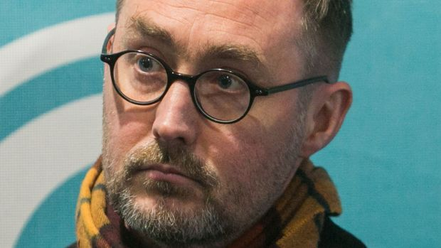 Sinn FéinTD Eoin Ó Broin says, as a 'committed Irish republican', it should be obvious why he refers to the Republic as 'the South of Ireland'. Photograph: Gareth Chaney/Collins