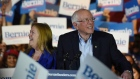 Bernie Sanders cements lead in Democratic race after win in Nevada
