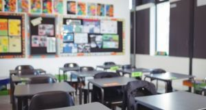 The Department of Education is planning to automatically 'frontload' more than 10,000 SNAs to mainstream schools in advance of the new school year in September. Photograph: iStock