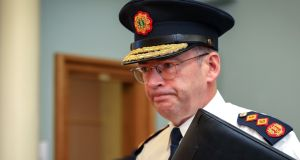 Garda Commissioner Drew Harris said it was the view of the force that the IRA Provisional Army Council oversees both the IRA and Sinn Féin. File photograph: Crispin Rodwell
