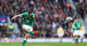 Ireland were beaten and bullied by England on Sunday afternoon. Photograph: Getty Images