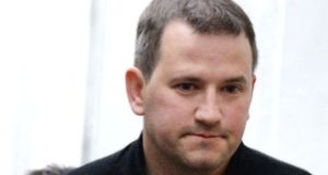Convicted murderer Graham Dwyer: challenge to a 2011 data retention law has important implications for the investigation and prosecution of serious crime. Photograph: Cyril Byrne