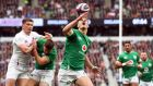 'Ireland's honeymoon period is over' - buoyant English press reaction