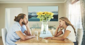 You might benefit from a couple of sessions with a couple's therapist to help navigate the looming decision. Photograph: iStock