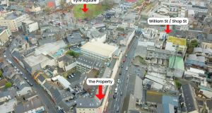 BidX1 is guiding a price of €2.9 million for eight units on Eglinton Street in Galway city centre.
