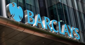 The Barclays search will focus on executives with experience of investment banking because the London-based lender derives roughly half its revenue from its corporate and investment bank. Photograph: EPA