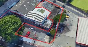 The subject property is located adjacent to the Circle K site in Donnybrook, which sold for €4.4m recently