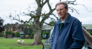 Blood: Adrian Dunbar does his best to elevate a plot that occasionally sparks to life but often plods along