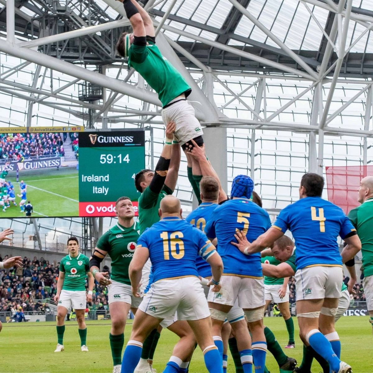 Ireland U-20 Team Named For Donnybrook Date With Italy