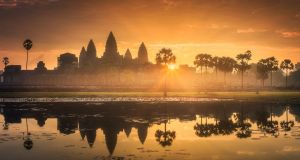 Almost 900 years since its construction, Angkor Wat remains a masterpiece