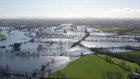 Drone footage captures extent of Clare flooding
