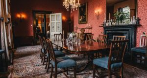 Posh country house dining without the dusty nostalgia