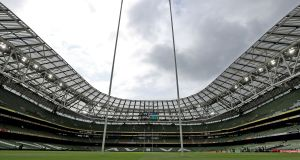 I don't really appreciate those who glibly say the danger is being overstated; that cancelling the series of Ireland-Italy rugby games is a step too far. Photograph: Donall Farmer/PA Wire