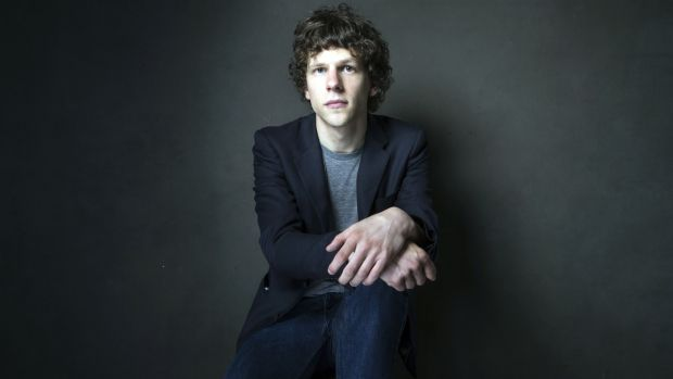 Jesse Eisenberg: 'I live completely in a bubble. I don't use Twitter or Facebook'