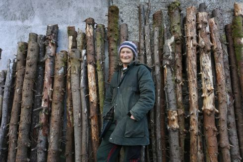 CONSCIENTIOUS CHOPPING: Sioned Jones (61), a grandmother of three from Kealkill, West Cork, is being brought to court for criminal damage to 500 Sitka Spruce trees at a site above her farm. Over the past 14 years Ms Jones has quietly replaced the conifers with native broadleaf trees in an attempt to restore biodiversity and prevent ecological damage. Photograph: Gary O'Neill