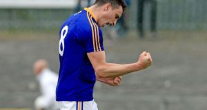 Darren Gallagher was one of the standout players as they saw off Tipperary. Photo: Donall Farmer/Inpho