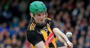 Kilkenny's Eoin Cody in action against Clare at Nowlan Park. Photograph: Bryan Keane/Inpho