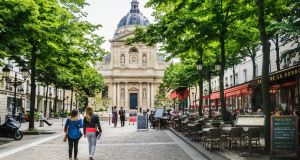 "The  Sorbonne University in Paris is one of a small number of ""target universities"" which has benefited from a  €10 billion investment programme under the French government's initiative d'excellence or Idex. Photograph: iStock"