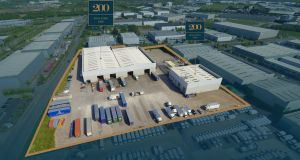 Unit 200 Northwest Business Park is located within an eight-minute drive of Dublin Airport and the Port Tunnel