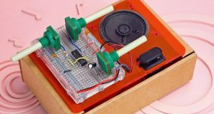 You can fulfil your childhood dreams and make your own electronic music with a DIY synthesiser