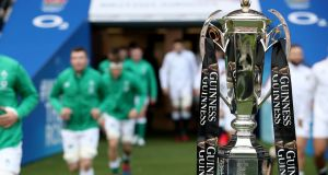 Tournament organisers have confirmed the rest of the 2020 Six Nations will go ahead as planned. Photograph: Dan Sheridan/Inpho