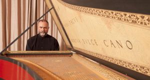 Harpsichordist Malcolm Proud curates three Bach concerts in the NCH's Chamber Music Series, with the first on Wednesday 11th
