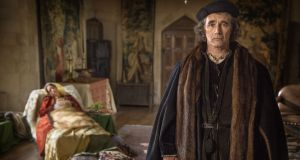 Wolf Hall.  Company Productions Ltd.  Photographer: Giles Keyte