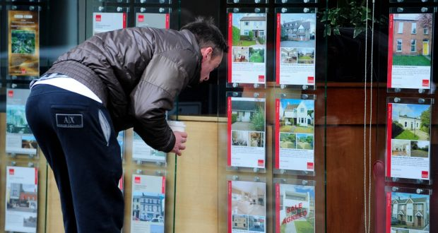 It helps to decipher estate agent speak when considering a property. Photograph: Aidan Crawley/Bloomberg via Getty Images