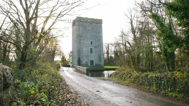 The Yeats Tower - Thoor Ballylee, near Gort, Co Galway. Photograph: Joe O'Shaughnessy