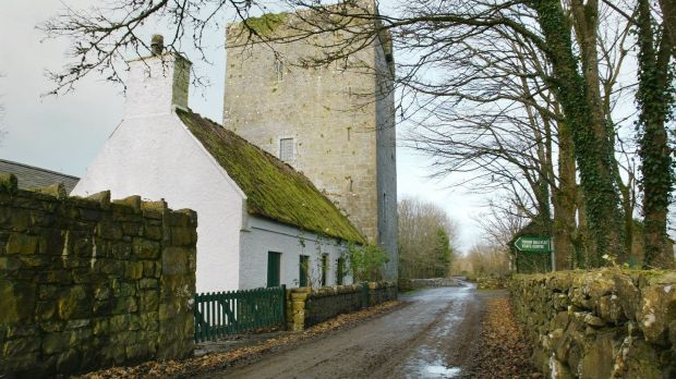 The Yeats tower, Thoor Ballylee, near Gort, Co Galway, pictured in 2012. Photograph: Joe O'Shaughnessy