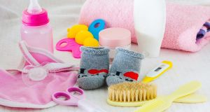 The disappearing sock supply is the great mystery of motherhood. Photograph: iStock