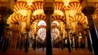 The Mosque-Cathedral of Córdoba. Campaigners are concerned that the church may be whitewashing the monument's Islamic heritage.  Photograph: Marcelo del Pozo/Reuters