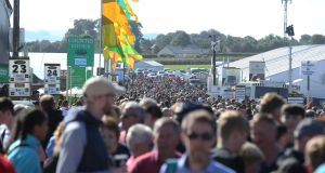 Future Ticketing customers include the National Ploughing Championships.