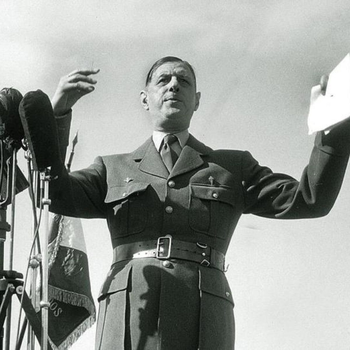 Macron Leads Months Long Homage To Charles De Gaulle De Gaulle
