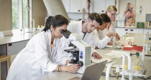 Applications for science-based third-level courses have increased significantly, according to the latest trends from CAO. Photograph:  Johnny Greig/iStock