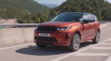 Our Test Drive: the Land Rover Discovery Sport