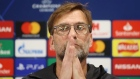 Jürgen Klopp chastises reporter over coronavirus question