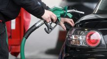 If a litre of fuel costs €1.40, about 90 cent of it goes straight to the taxman. Photograph: Lewis Whyld/PA Wire