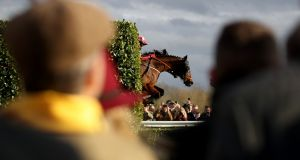 There was a crowd of 56,943 at Cheltenham on Wednesday. Photograph: Dan Sheridan/Inpho