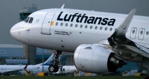 Lufthansa are due to file their results, but the focus for aviation is on the immediate future