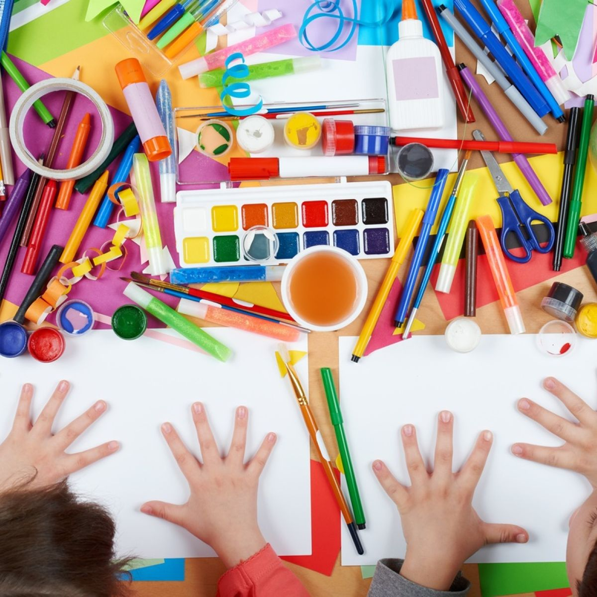 Kids Arts and Crafts Activities - A ...